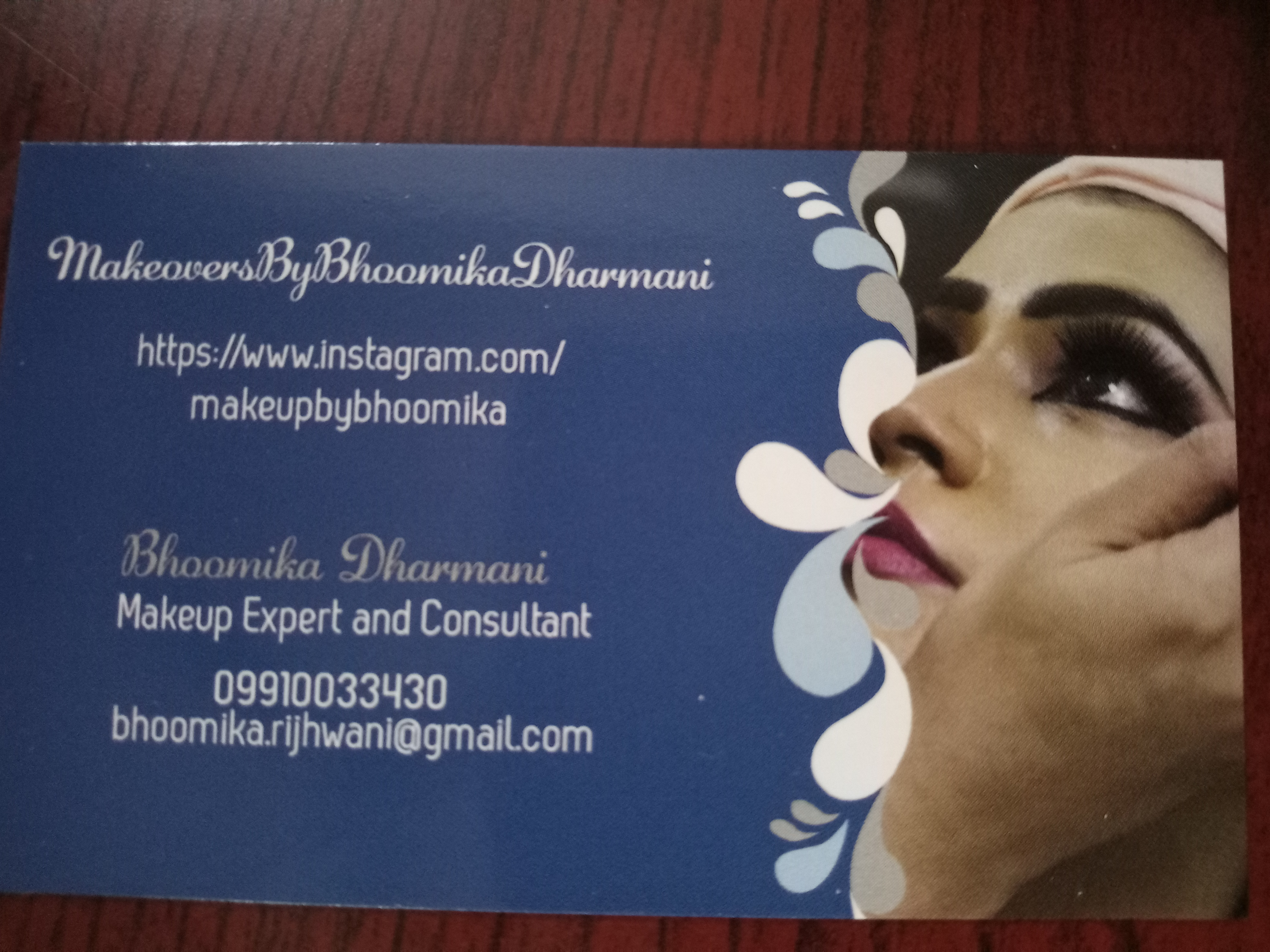 bhoomika-dharmani-makeup-artist-delhi-ncr
