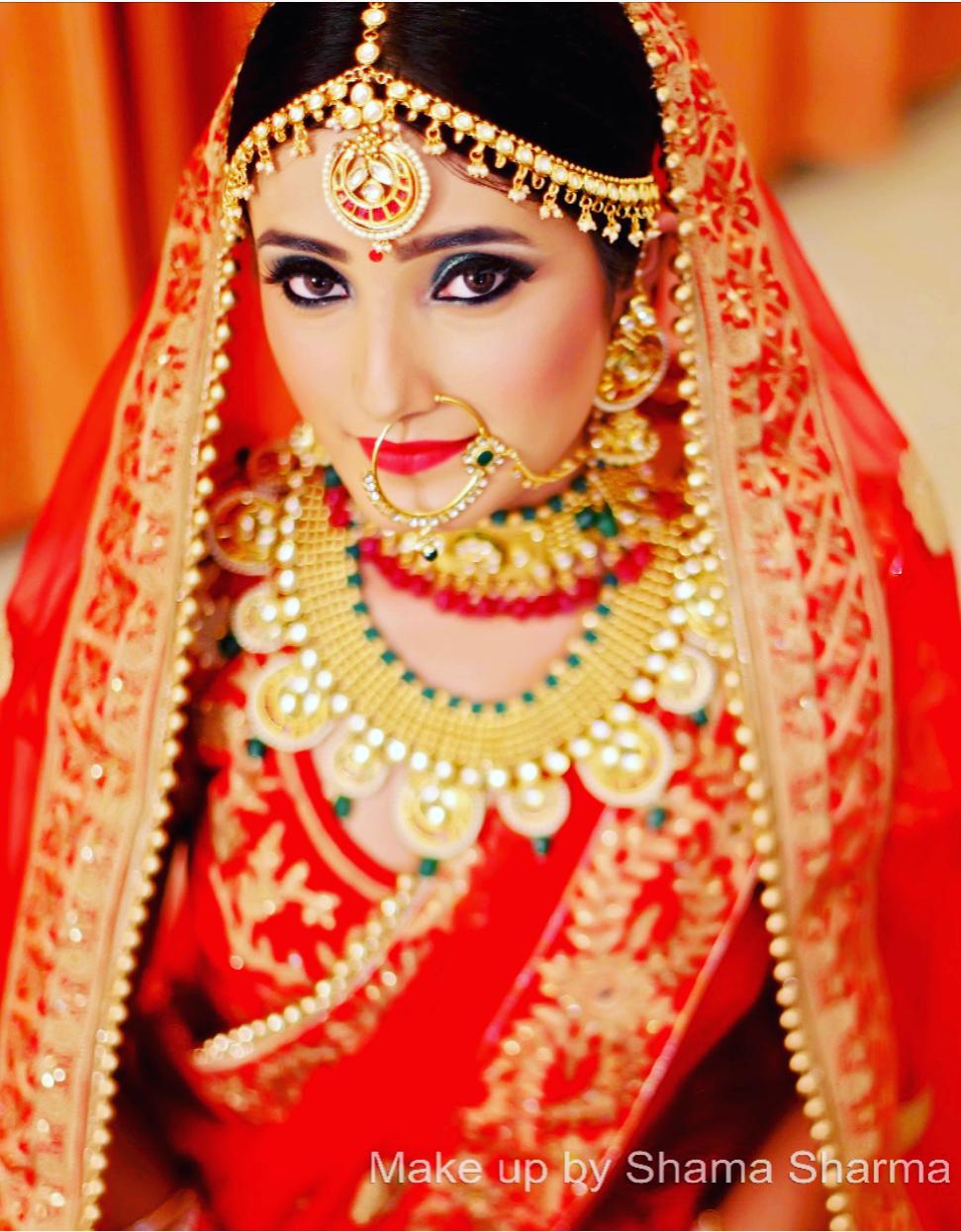 shama-sharma-makeup-artist-delhi-ncr