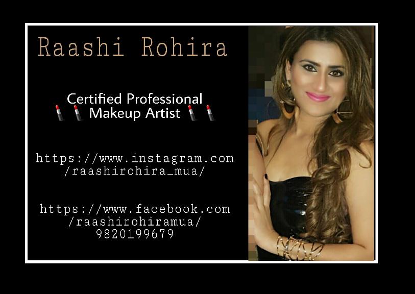 raashi-rohira-makeup-artist-mumbai