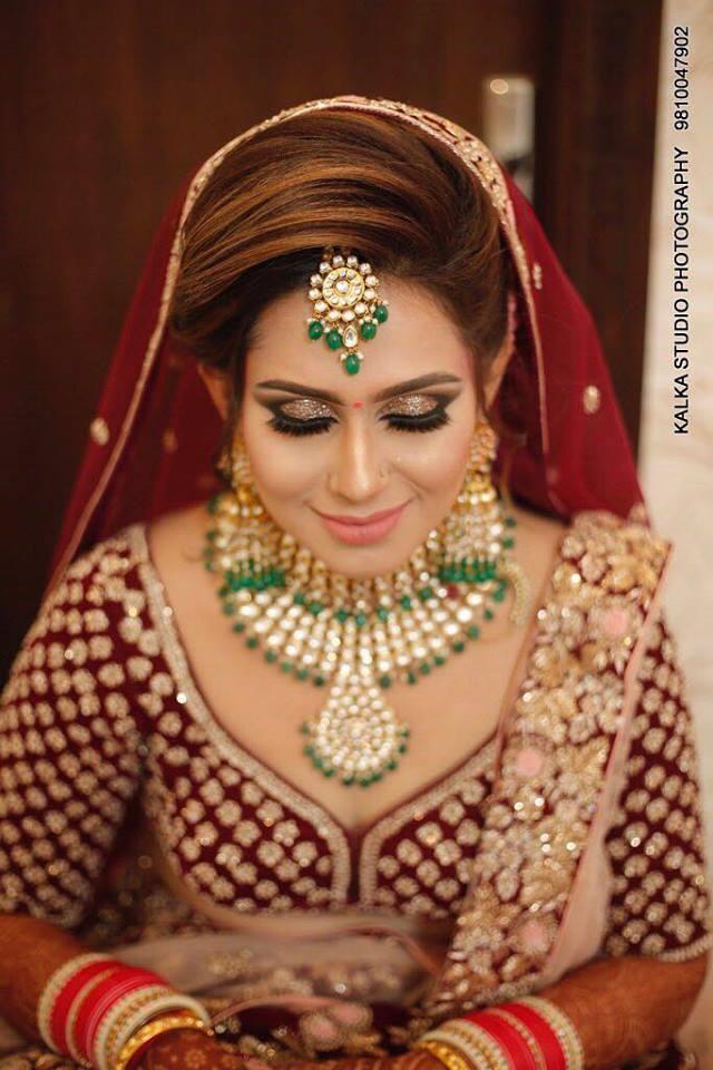 kriti-ds-makeup-artist-delhi-ncr