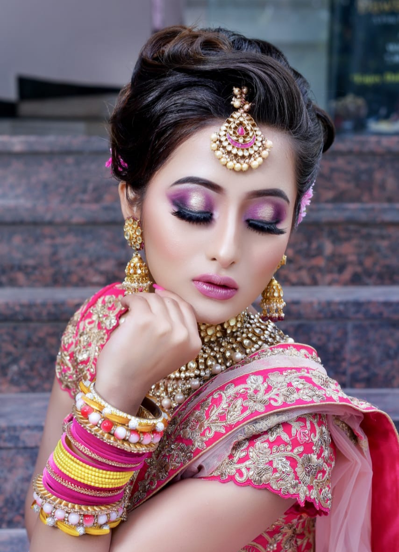 rekha-swami-makeup-artist-jaipur