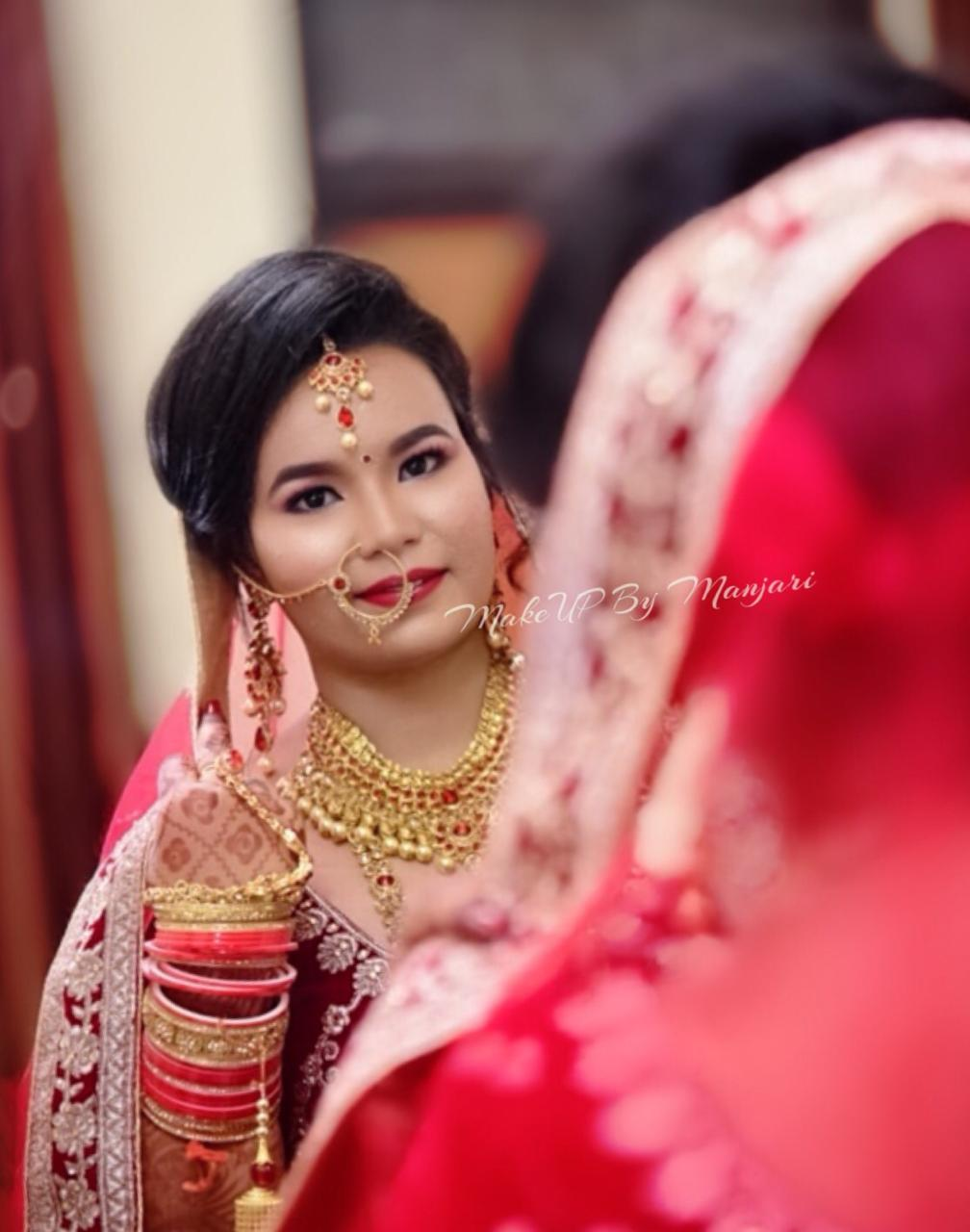 manjari-makeup-artist-kanpur