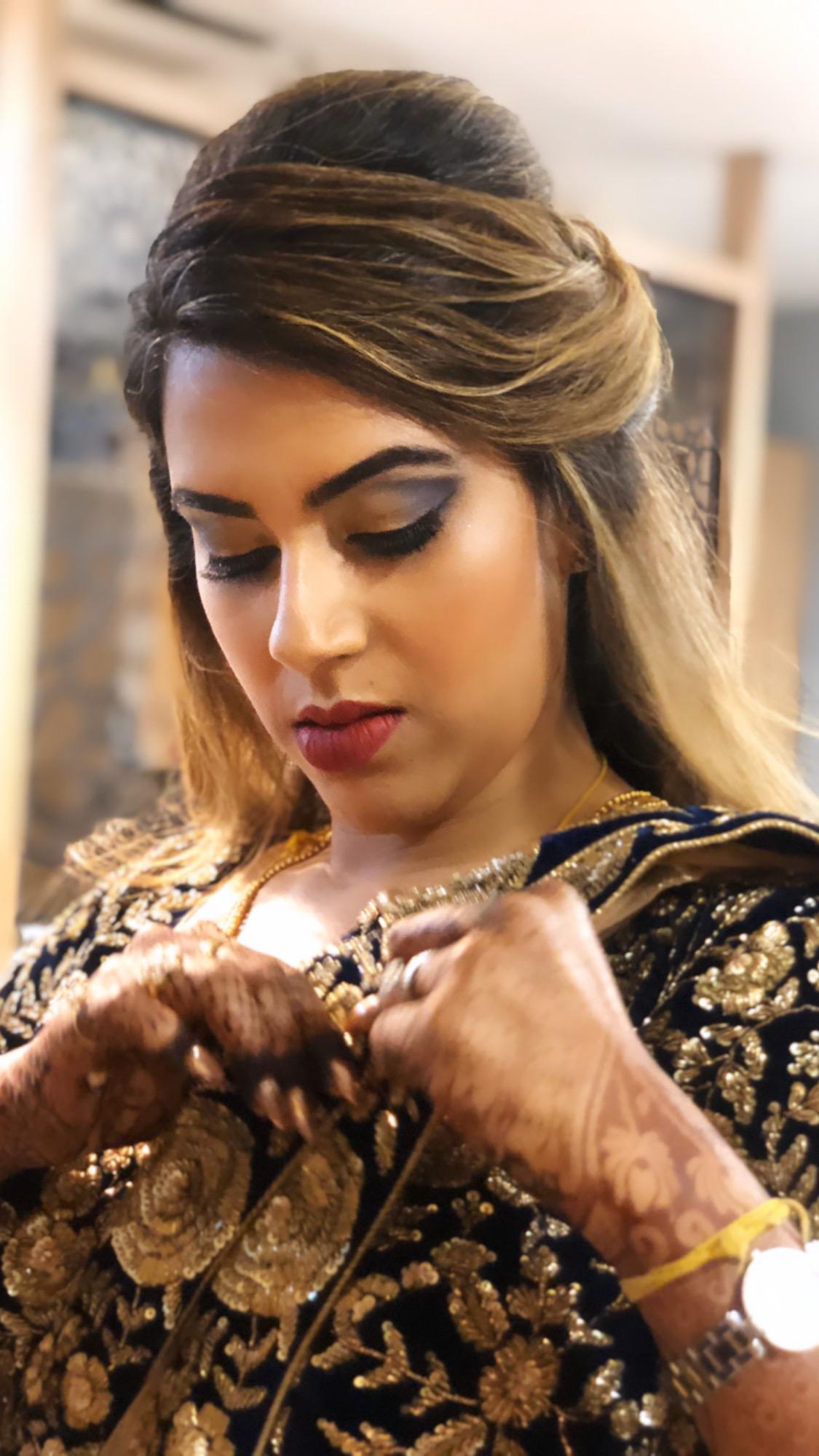 geetika-gupta-makeup-artist-kanpur