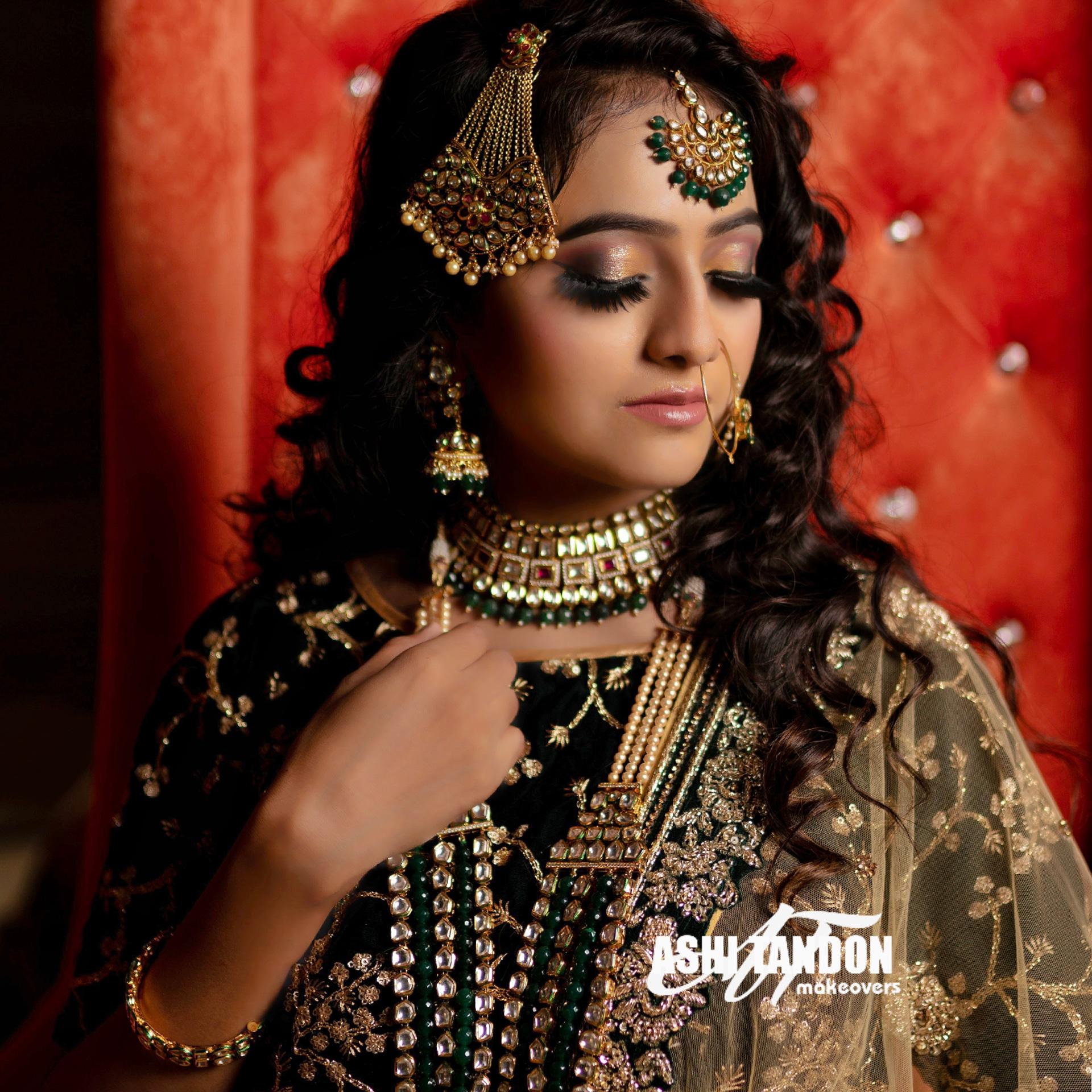 ashi-tandon-makeup-artist-kanpur
