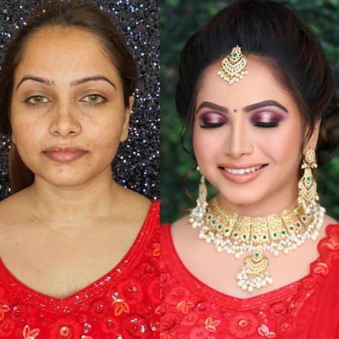jassica-makeup-artist-chandigarh