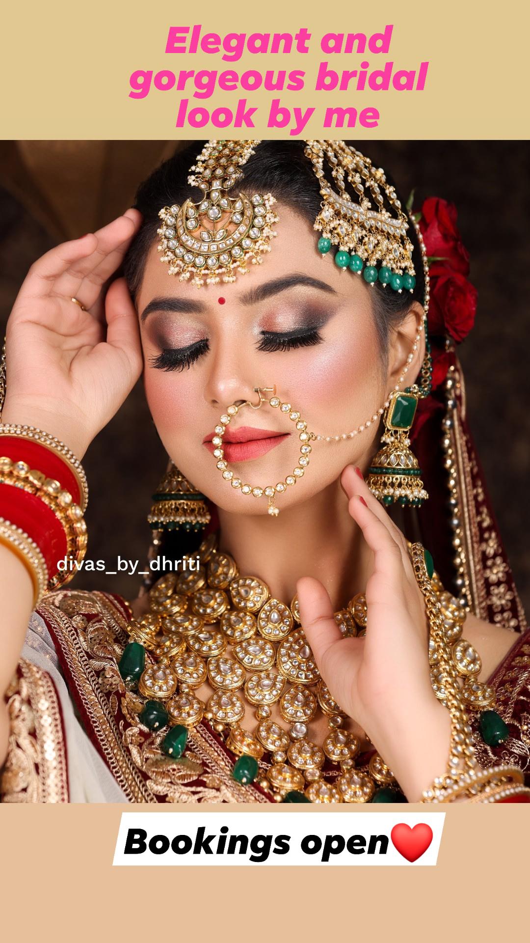 dhriti-wahi-makeup-artist-delhi-ncr